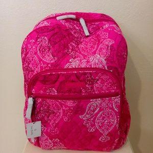 ❤️Campus backpack Vera Bradley pink paisley